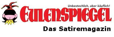 Das Satiremagazin EULENSPIEGEL