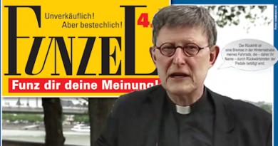 Kardinal Woelki erklärt seinen Rücktritt